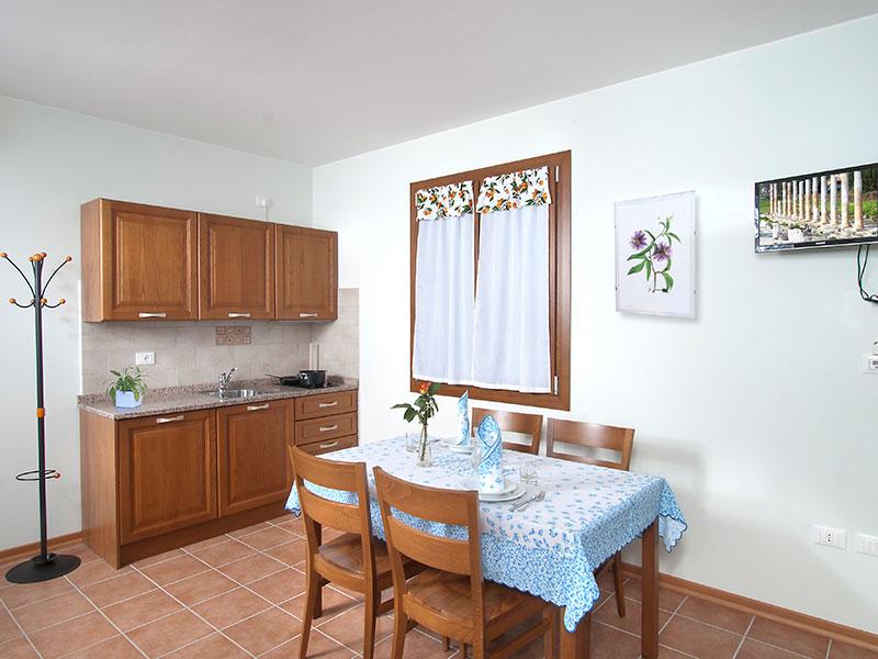 Cucina alloggi
